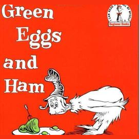 """""""Green Eggs and Ham"""""""