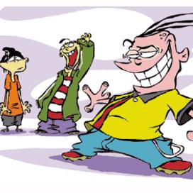 Ed, Edd, and Eddy