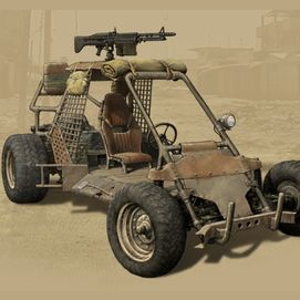 War buggy