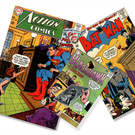 Books and/or Comics