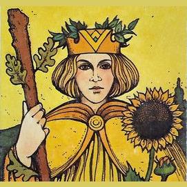 Queen of Rods