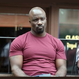 Luke Cage- specifically this Luke Cage.
