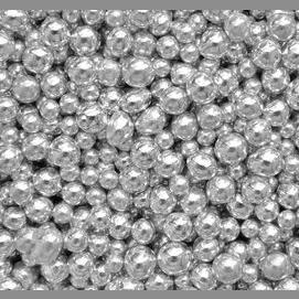 Silver Sugar Sprinkles