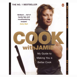 Cook with Jamie by Jamie Oliver