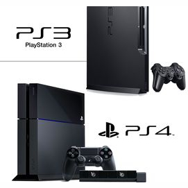 PlayStation 3 or 4