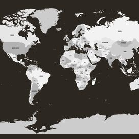 The entire WORLD!