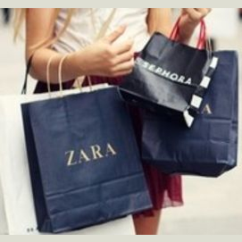 Go out shopping
