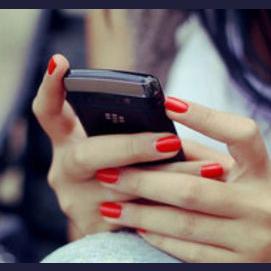 Talk or text friends