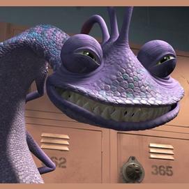 Randall Boggs - Monsters Inc.