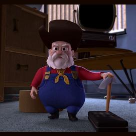 Stinky Pete - Toy Story 2
