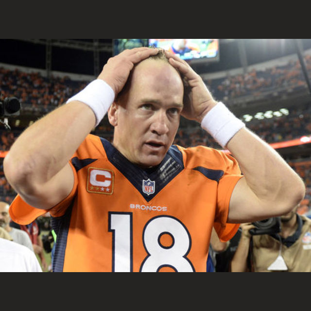 Peyton Manning is closer to AARP than NFL MVP