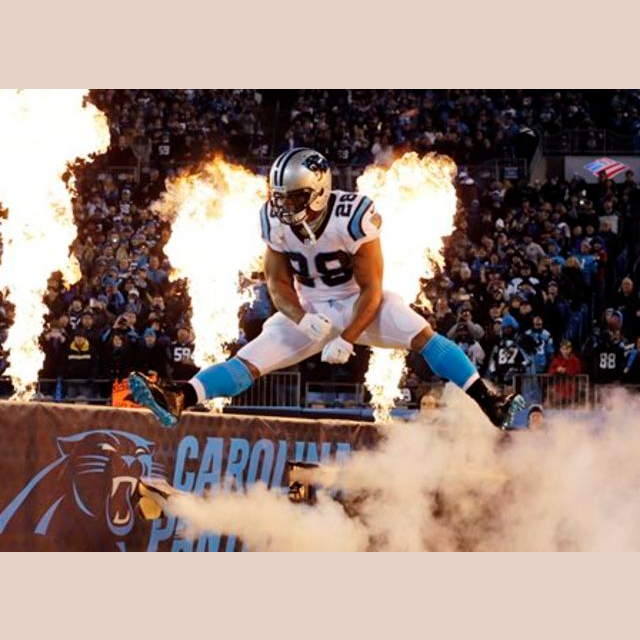 Panthers power game will run over Broncos  defense