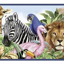 Animais exóticos.