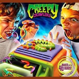 Creepy Crawlers Oven!