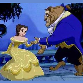 """""""Tale As Old As Time"""" from Beauty and the Beast"""