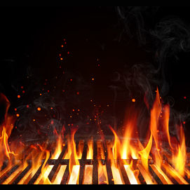 Fire, the fierce and destructive behavior is much like me