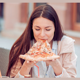 I LOVE Pizza. I'll eat as much as I can honestly
