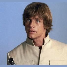 Luke Skywalker!