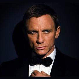 James Bond!