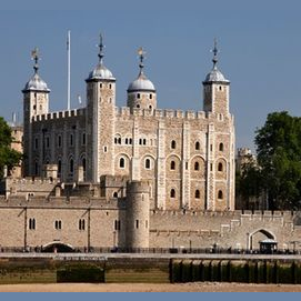 Tower of London, England.