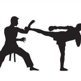 Forget weapons, Martial Arts!