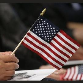 Representing the USA