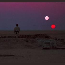The Hologram/Binary Sunset (Medley)