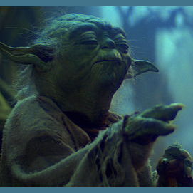 Yoda and The Force and Yoda's Theme