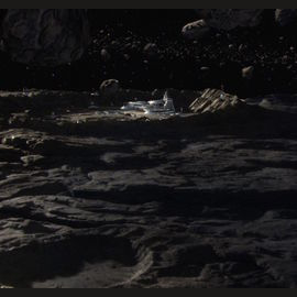 Polis Massa (It's an asteroid field)