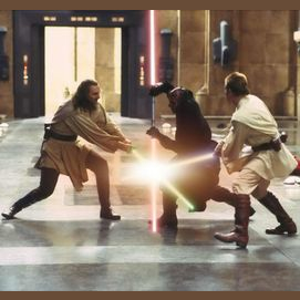Duel of Fates or The Funeral of Qui-Gon (Instrumental)