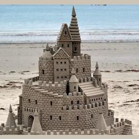 Building Sand Castles!