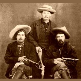 Wild West in the 1880s
