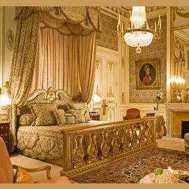 En cualquier lugar donde haya un hotel de 5 estrellas con suite