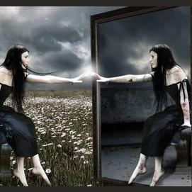 """""""Devil In The Mirror"""""""