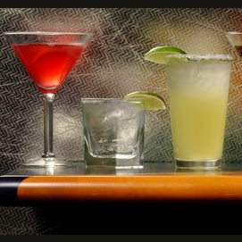 Alcoholic drinks are the best drinks!