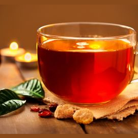 Tea. It soothes the soul, after all.