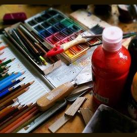 Paint something