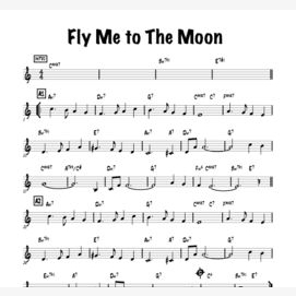 """Fly Me To The Moon"" - Frank Sinatra"