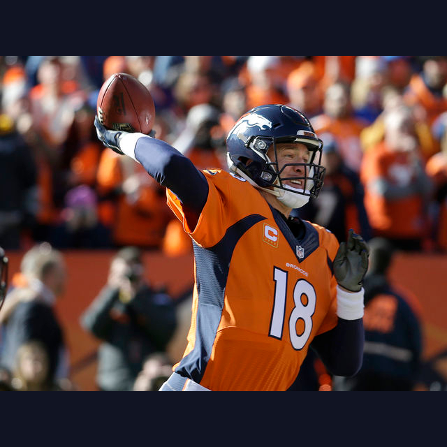 Peyton Manning will find his old magic