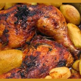 Frango Piri Piri (Chicken)