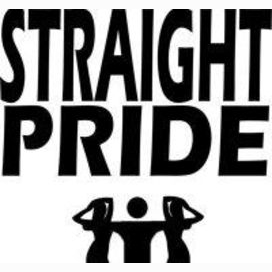 I am straight