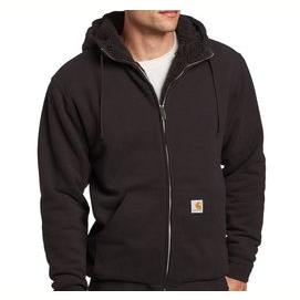 A Carhartt hoodie
