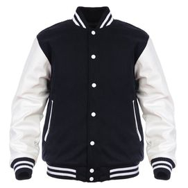 His old Letterman jacket