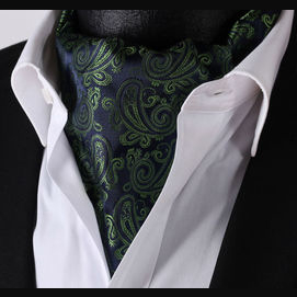 A hat and/or ascot tie
