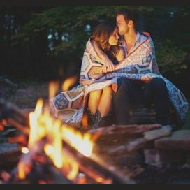A camping trip just for the two of us
