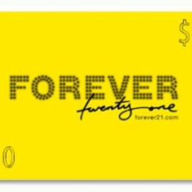 Gift card to favorite store