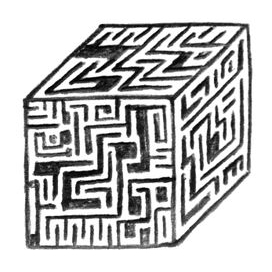 Boxes, squares or mazes . . . oh my