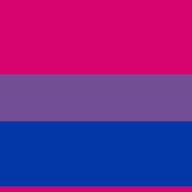 purple, pink, blue