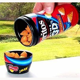 3D Doritos