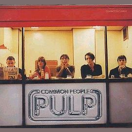 'Common People' – Pulp